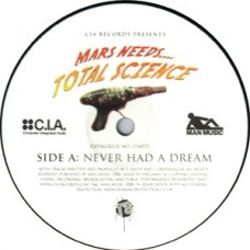 Total Science - Mars Needs.... Total Science (LP Sampler)